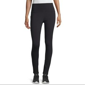 Liz Claiborne Weekend navy blue leggings